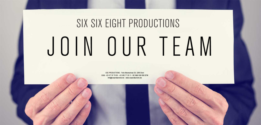 Job openings Sse Productions